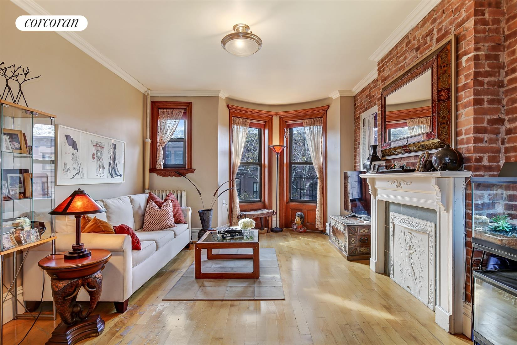 Corcoran 719 Carroll Street Apt 3l Park Slope Real