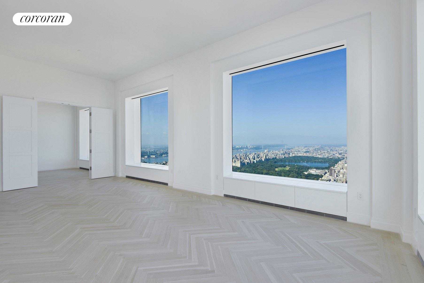 432 Park Avenue 77a Living Room