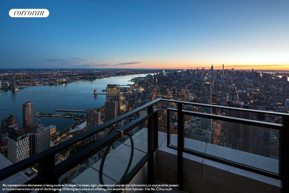 New York City Real Estate | View 30 PARK PLACE, #PH82 | West View