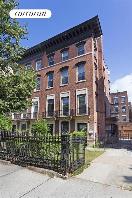 1311-13 Dean Street, Crown Heights