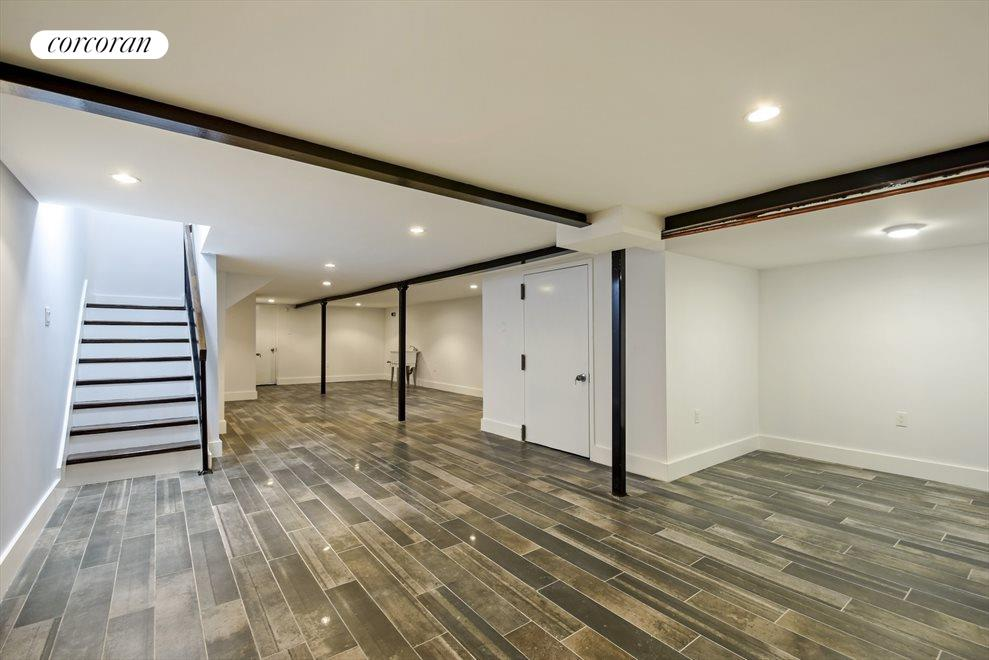 Private Finished Basement