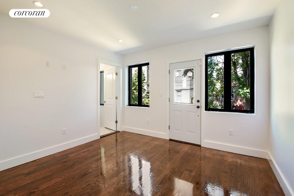 Master Bedroom With Outdoor Access