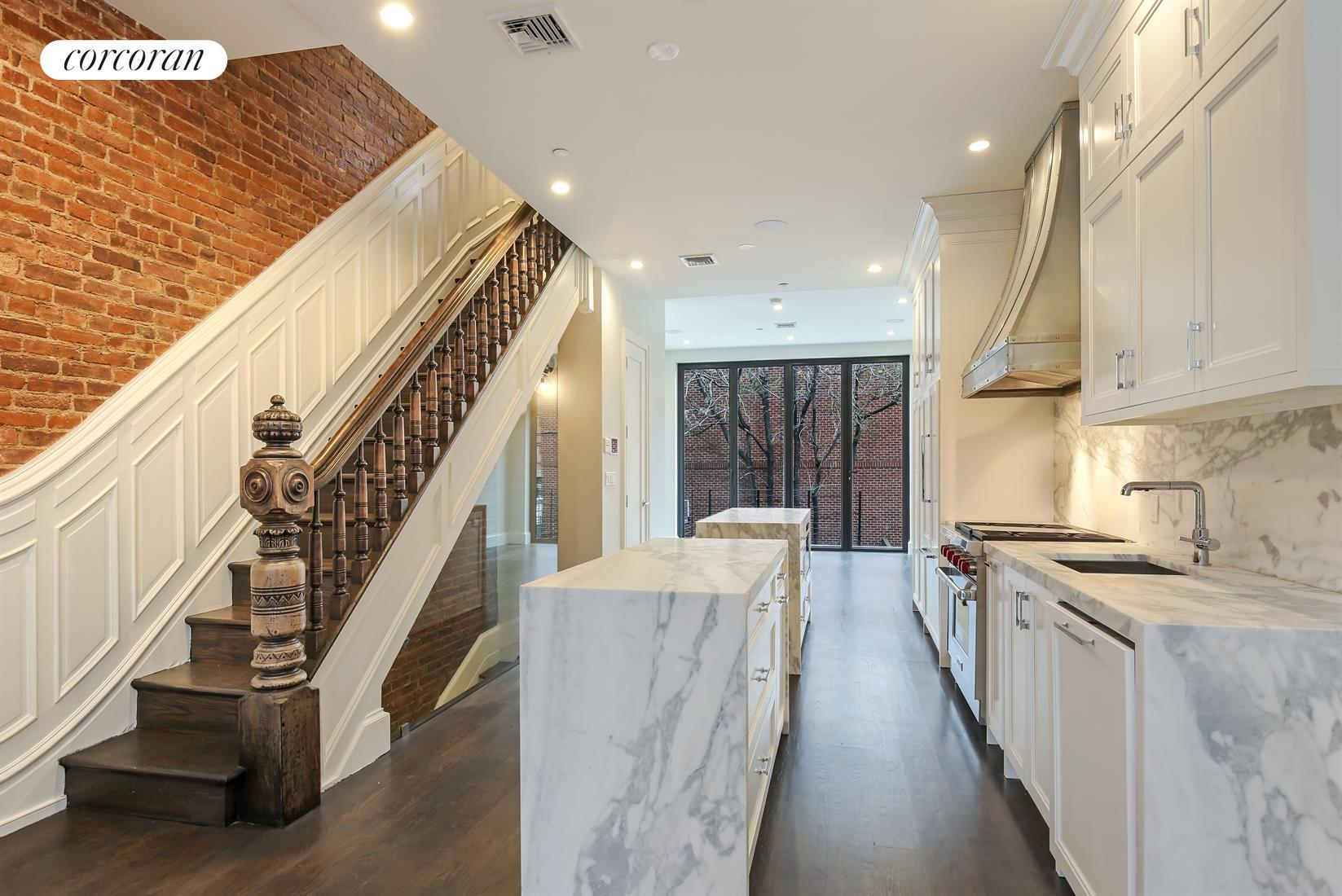 Corcoran 109 west 132nd street harlem real estate for Townhouses for sale in harlem