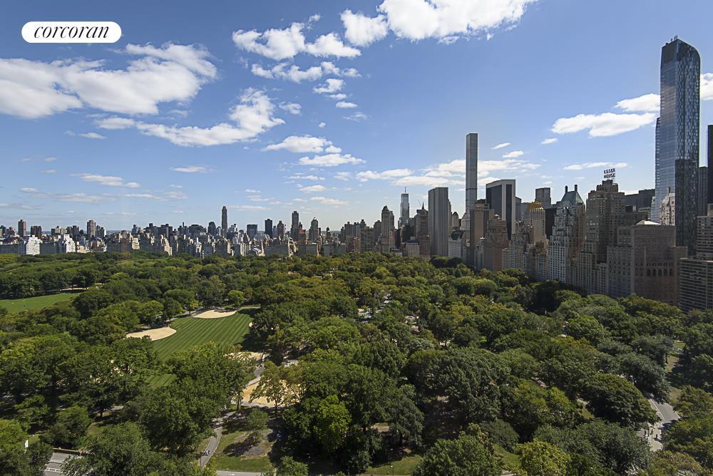 Corcoran 25 Central Park West Apt 28q Upper West Side