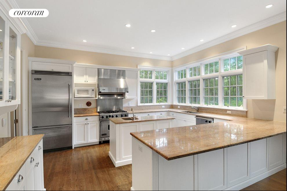 Custom Chef's kitchen