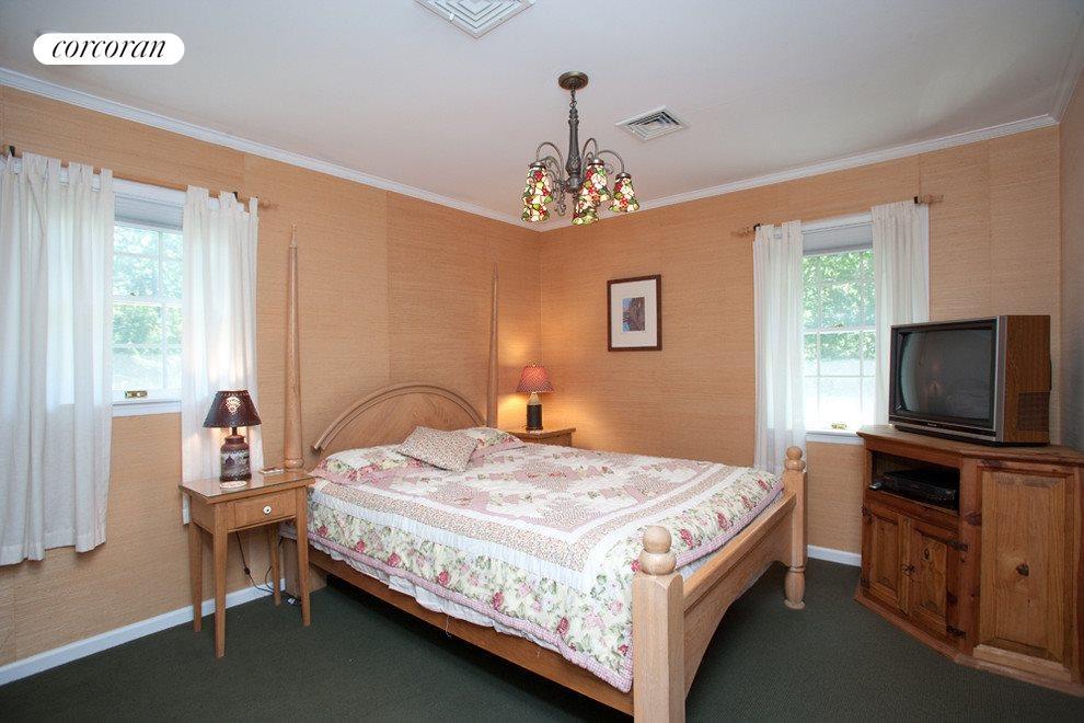 Second floor guest room #1