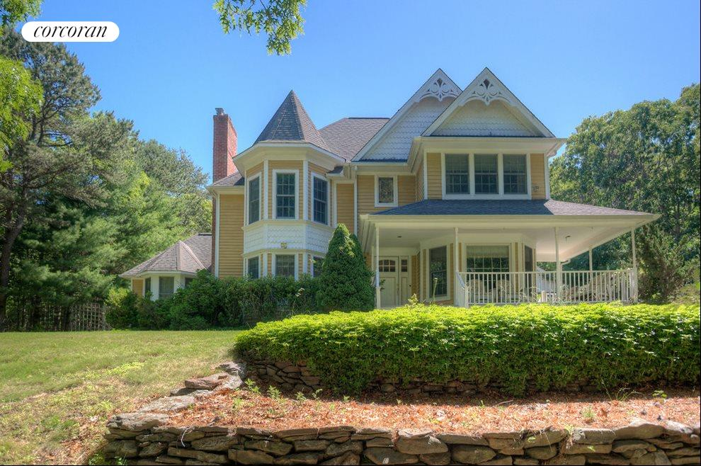 Beautiful home in a two-acre setting
