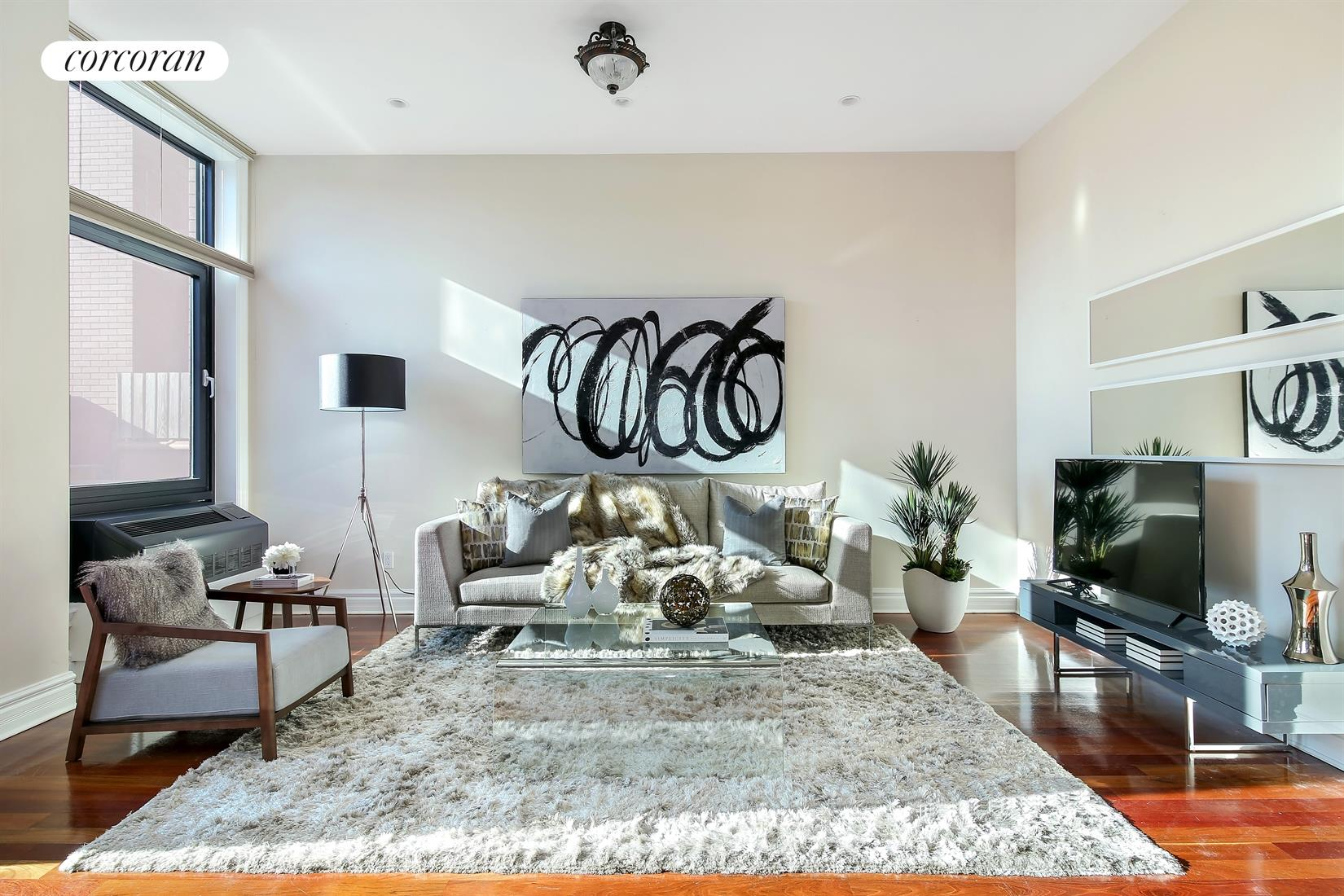 233 Pacific Street, 2D, Open Bright Spacious Living Room