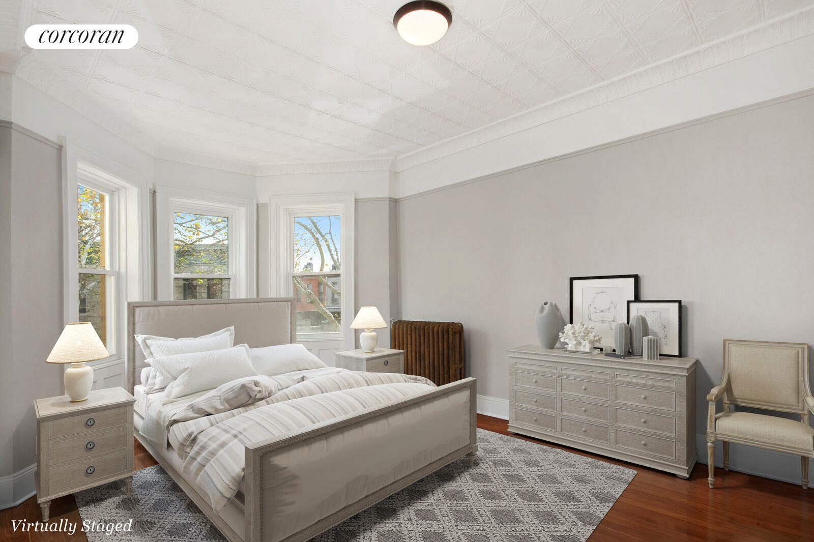 Multi-Family Home for Sale at 1489 Putnam Avenue 1489 Putnam Avenue Brooklyn, New York 11237 United States