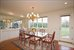 Bridgehampton, Formal Dining