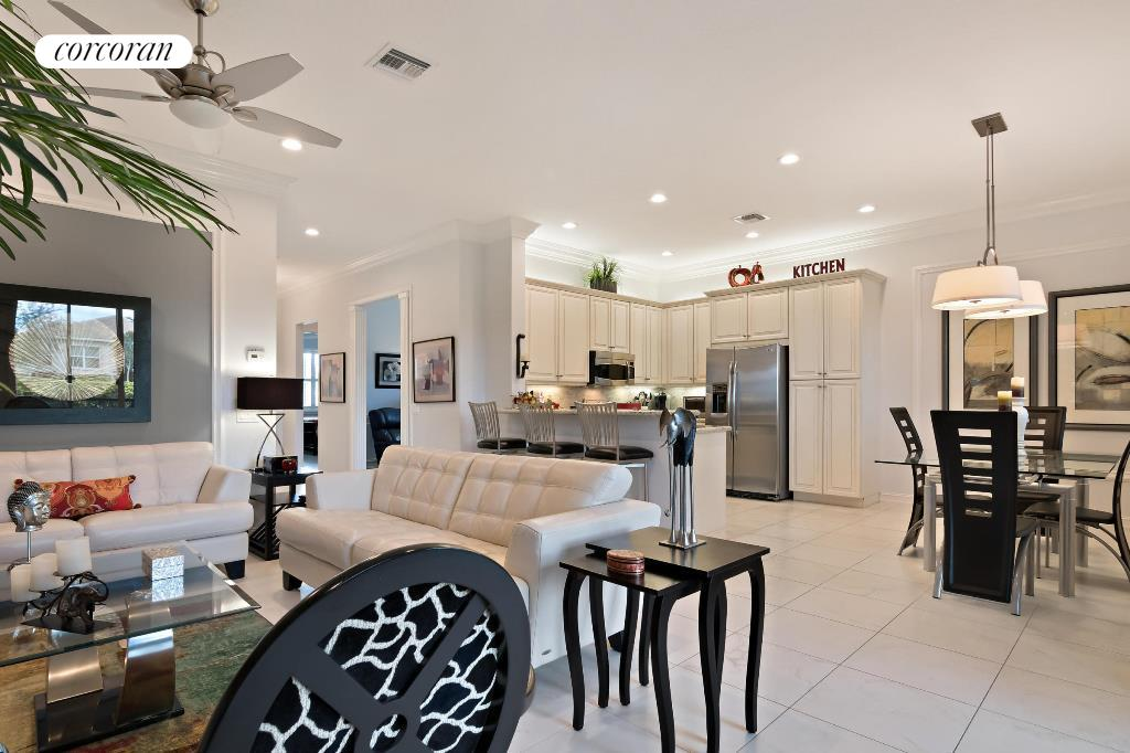 Corcoran 9093 Meridian View Isle Boynton Beach Real Estate South
