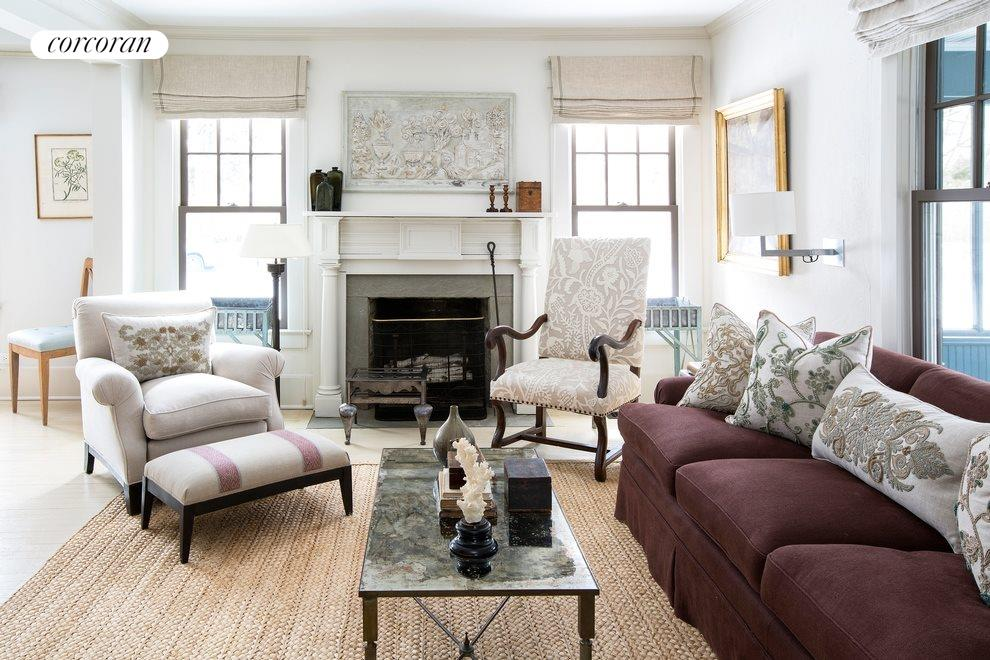New York City Real Estate | View 137/143 Halsey Lane | Main House Living Room