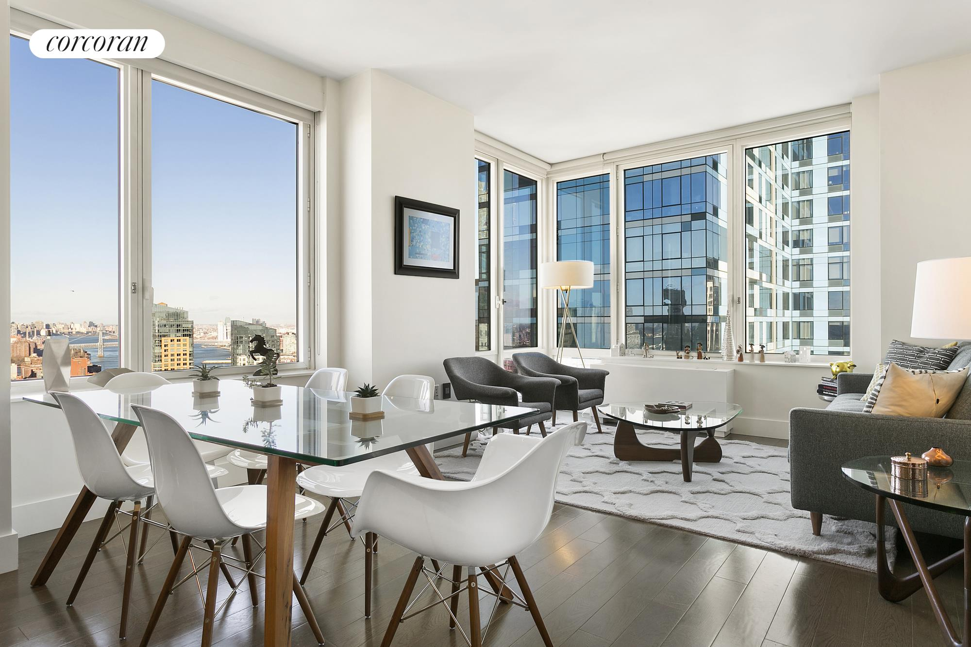 Condominium for Sale at 388 Bridge Street 38-G 388 Bridge Street Brooklyn, New York 11201 United States