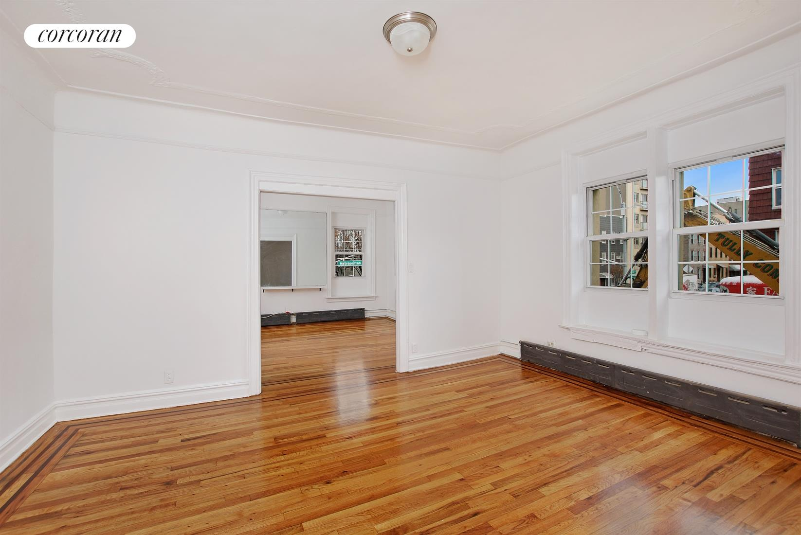 636 Metropolitan Avenue, 2, Living Room