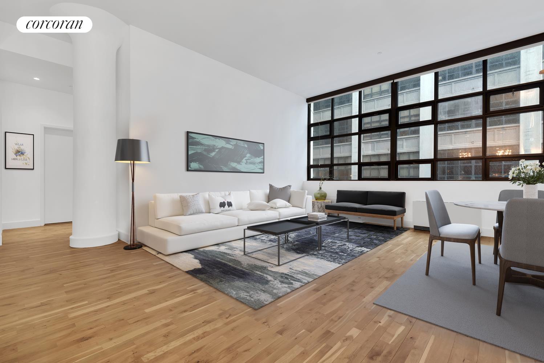 Corcoran, 360 Furman Street, Apt. 743, Brooklyn Heights Rentals ...