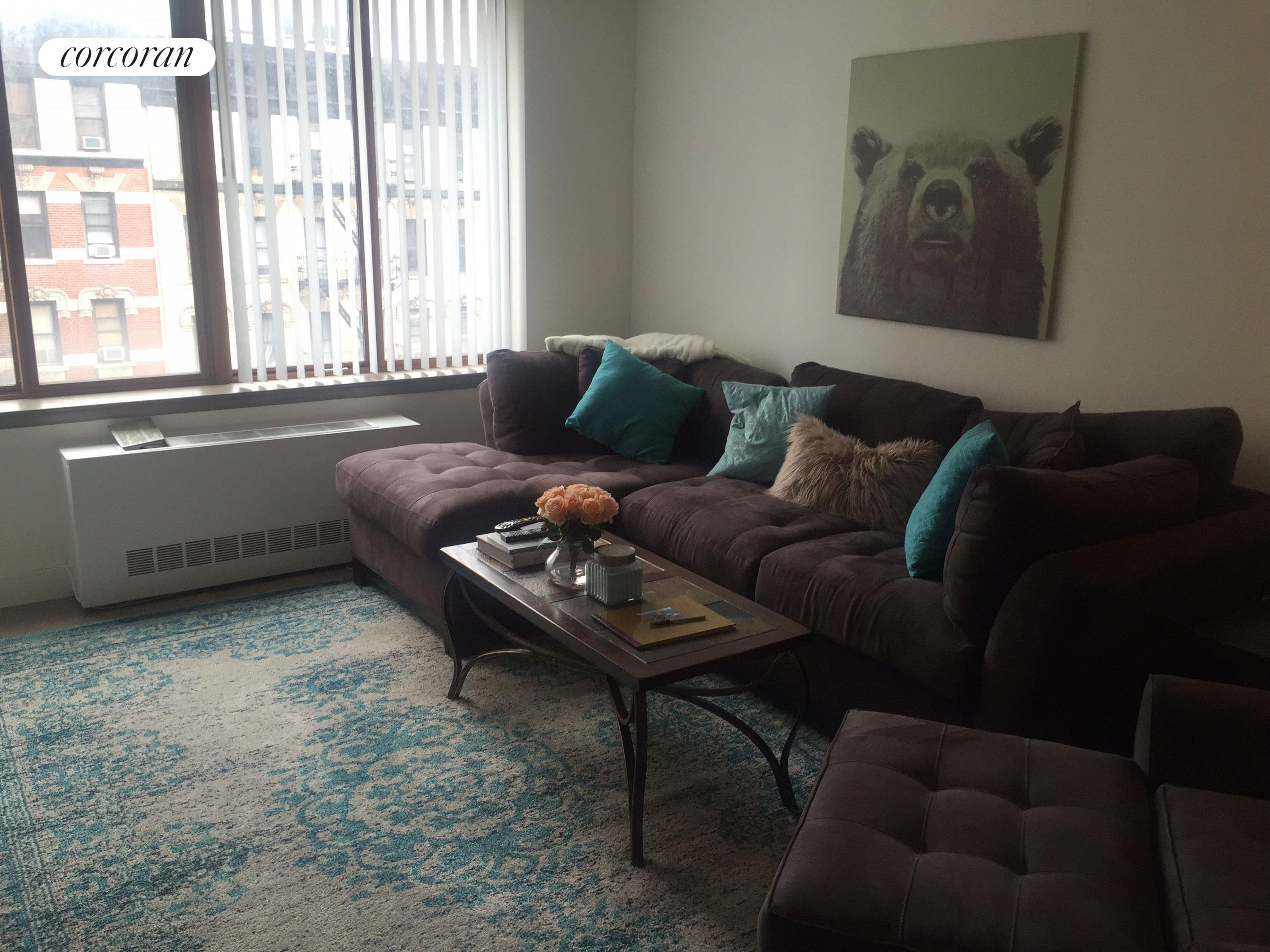 108 East 96th Street, 5E, Living Room