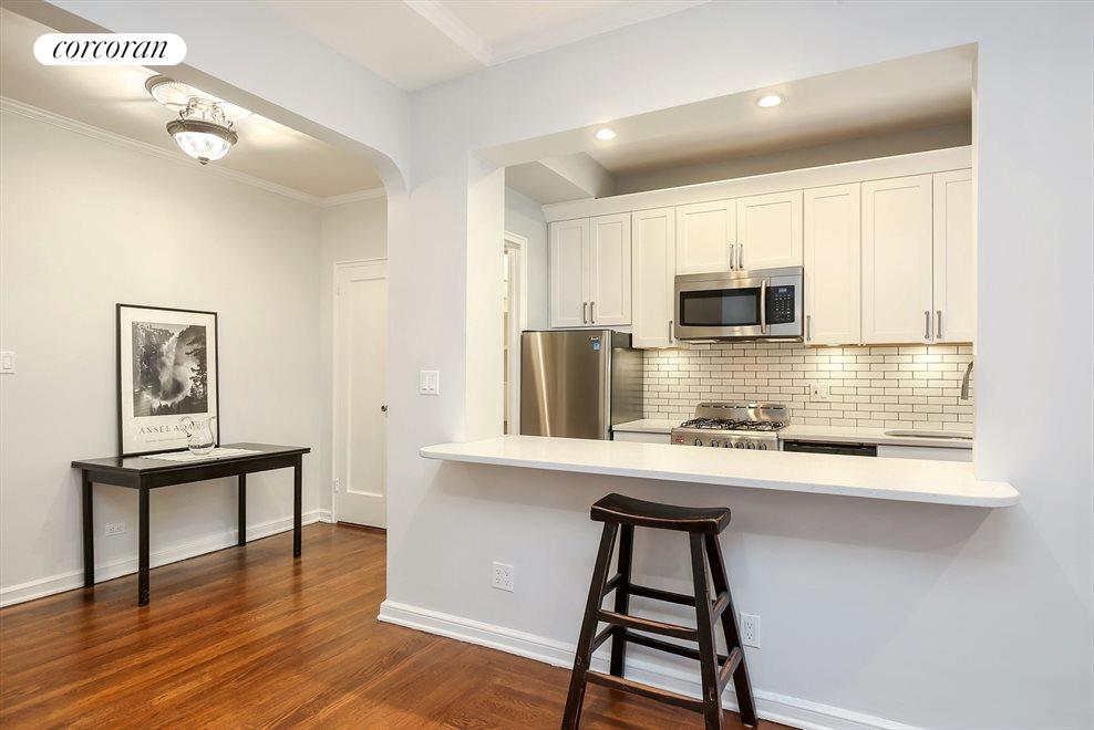 Kitchen/Dining Alcove