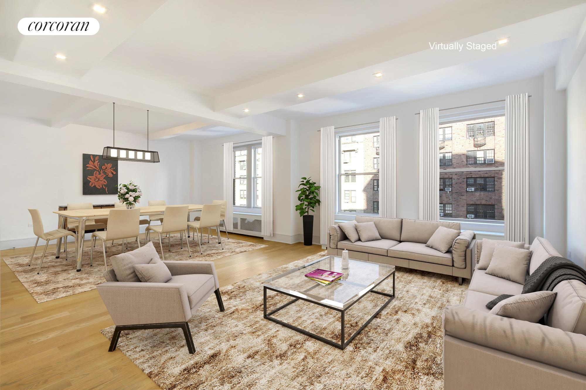 Corcoran, 40 West 72nd Street, Apt. 121, Upper West Side Real Estate ...