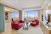 1 Central Park West, 36B, Oversized Living Room with Central Park Views
