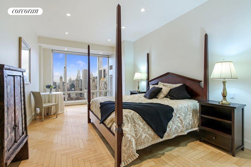 Master Bedroom Faces Central Park