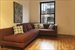 105 West 77th Street, 2F, Living Room