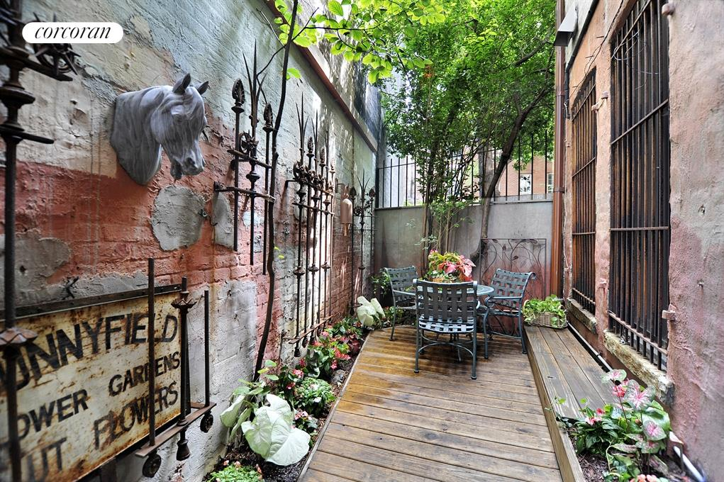 Corcoran 719 greenwich street apt 1s west village real for West village apartment for sale