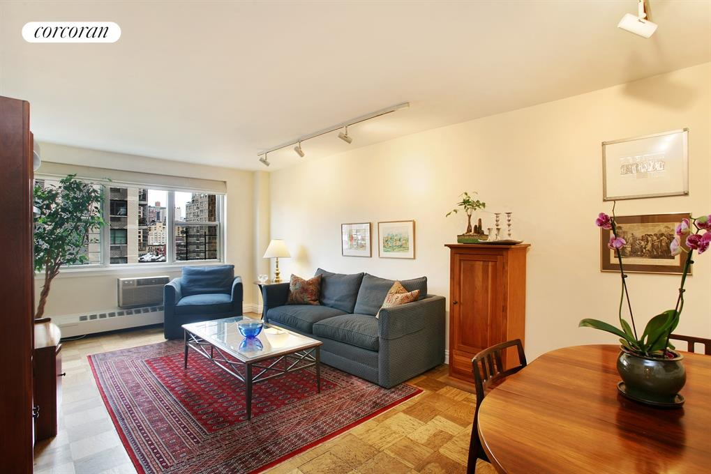 340 East 80th Street, 12E, Living/Dining Room