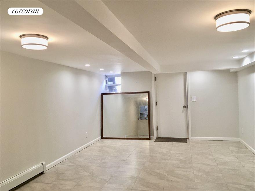 New York City Real Estate | View 1868 Hart Street, #1 | Entertaining Area