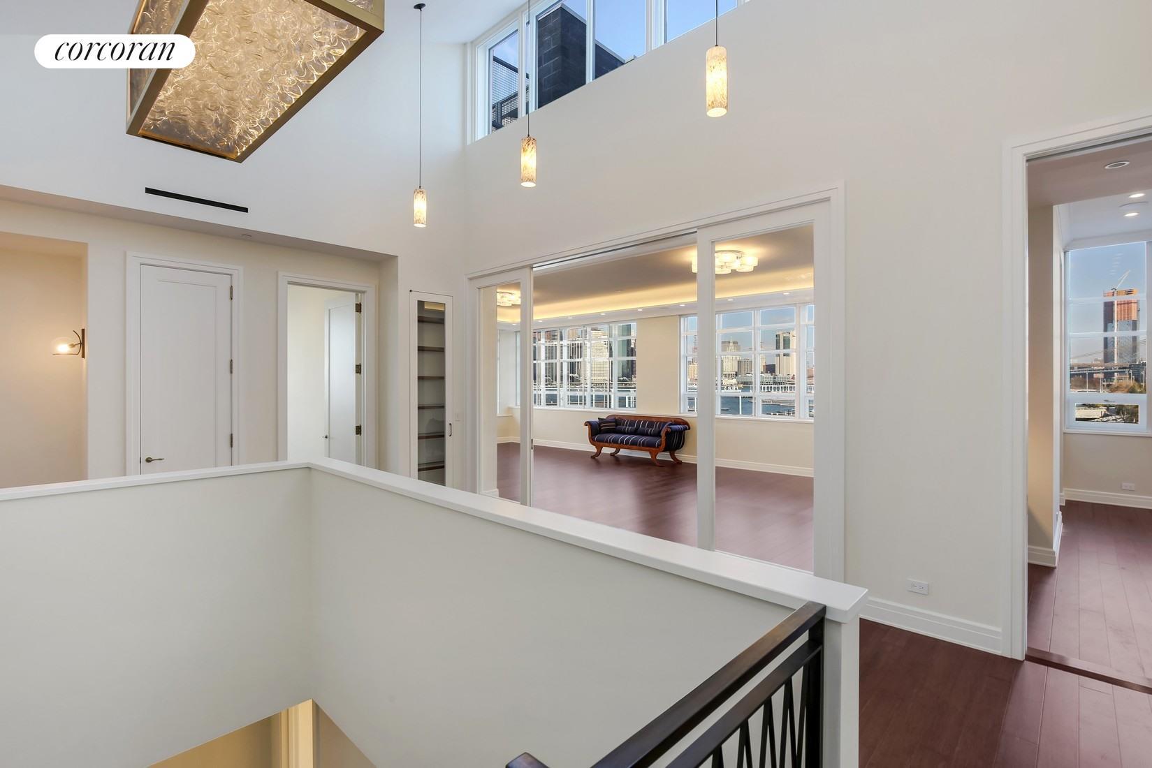 Condominium for Sale at One Brooklyn Bridge Park, 360 Furman Street 218/219 360 Furman Street Brooklyn, New York 11201 United States