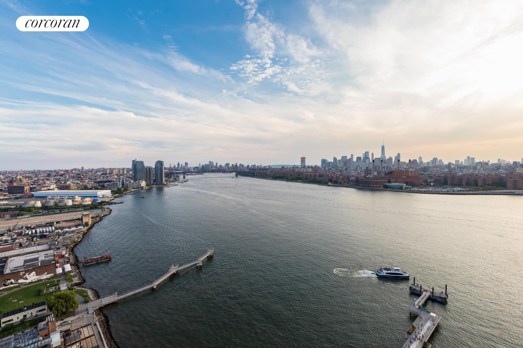 Condominium for Sale at The Greenpoint, 21 India Street 36-F 21 India Street Brooklyn, New York 11222 United States