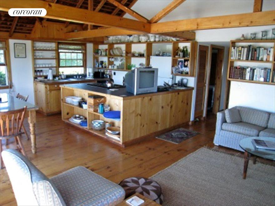 open country kitchen