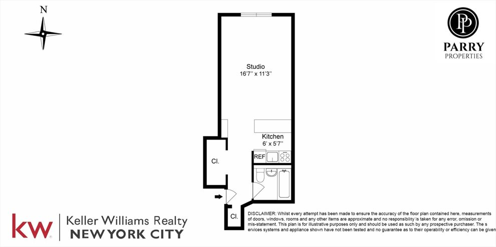 New York City Real Estate | View East 88th Street | Floorplan