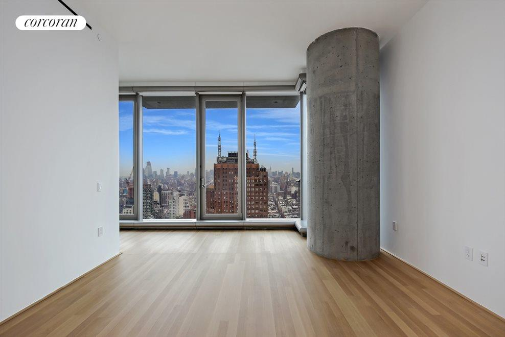 New York City Real Estate | View 56 LEONARD ST, #34A EAST | Large Master Bedroom with En-Suite Bath