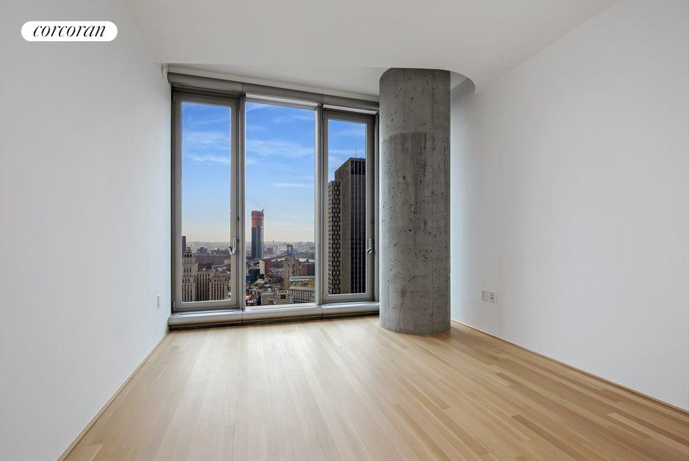 New York City Real Estate | View 56 LEONARD ST, #34A EAST | Spacious 2nd Bedroom with Gorgeous Views