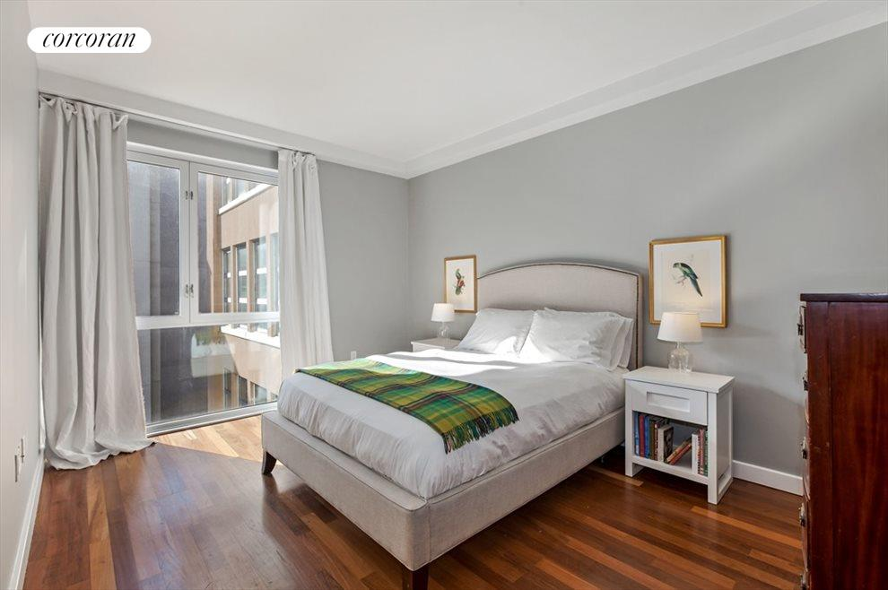 Spacious Bedroom with Walk-in Closet