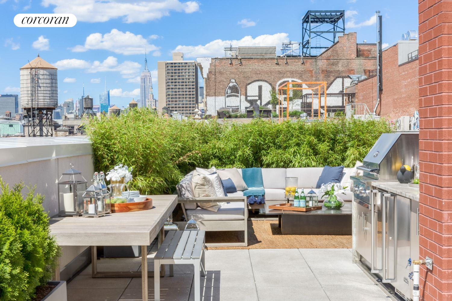 52 WOOSTER ST, PH, Outdoor Space