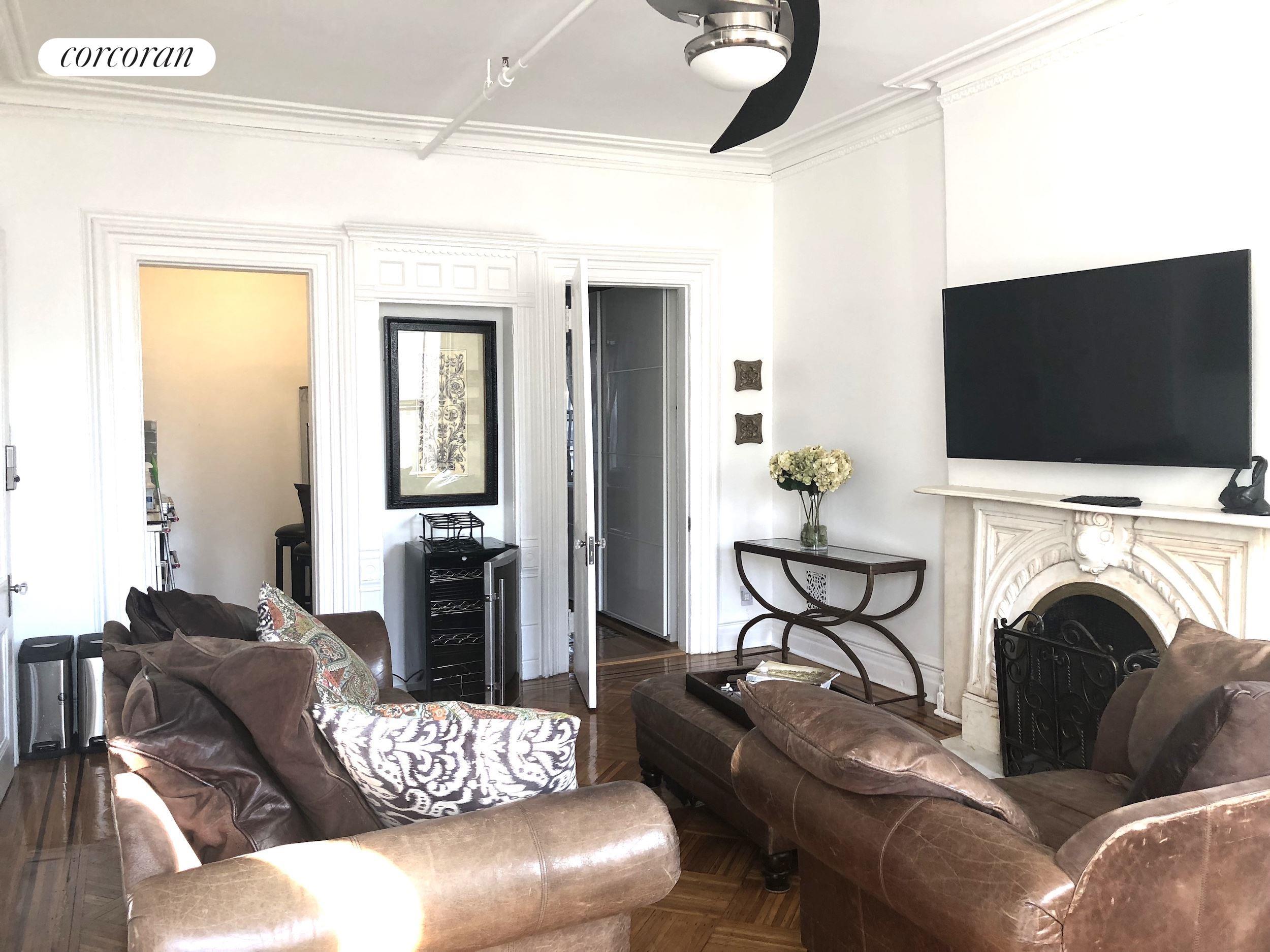 Corcoran, 419 Grand Avenue, Apt. 2, Clinton Hill Rentals, Brooklyn ...