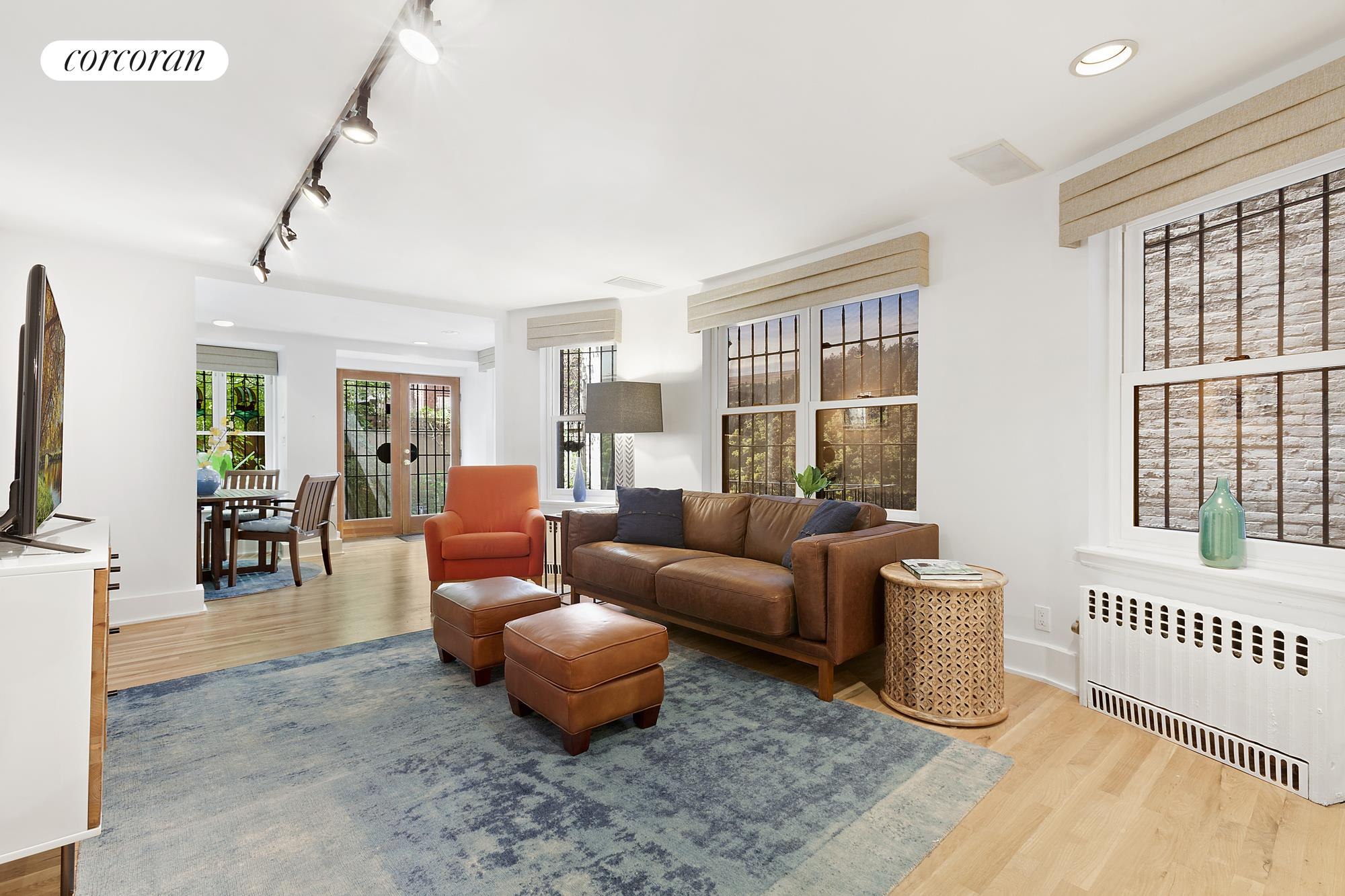 40 West 76th Street, 2/4AB, Entrance to the home