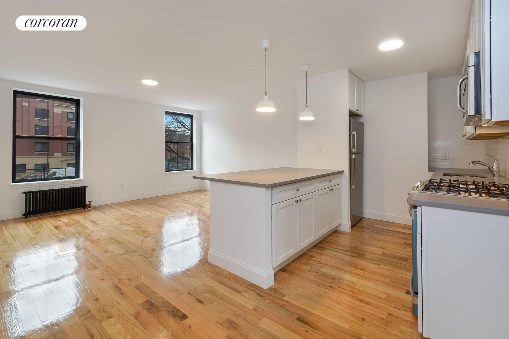 423 Hicks Street, 2E, Grand Open Kitchen With Sunny Living Room