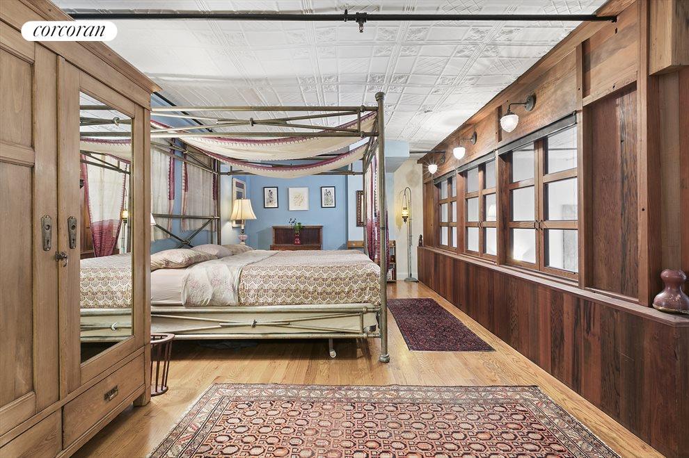 Palatial Master Bedroom