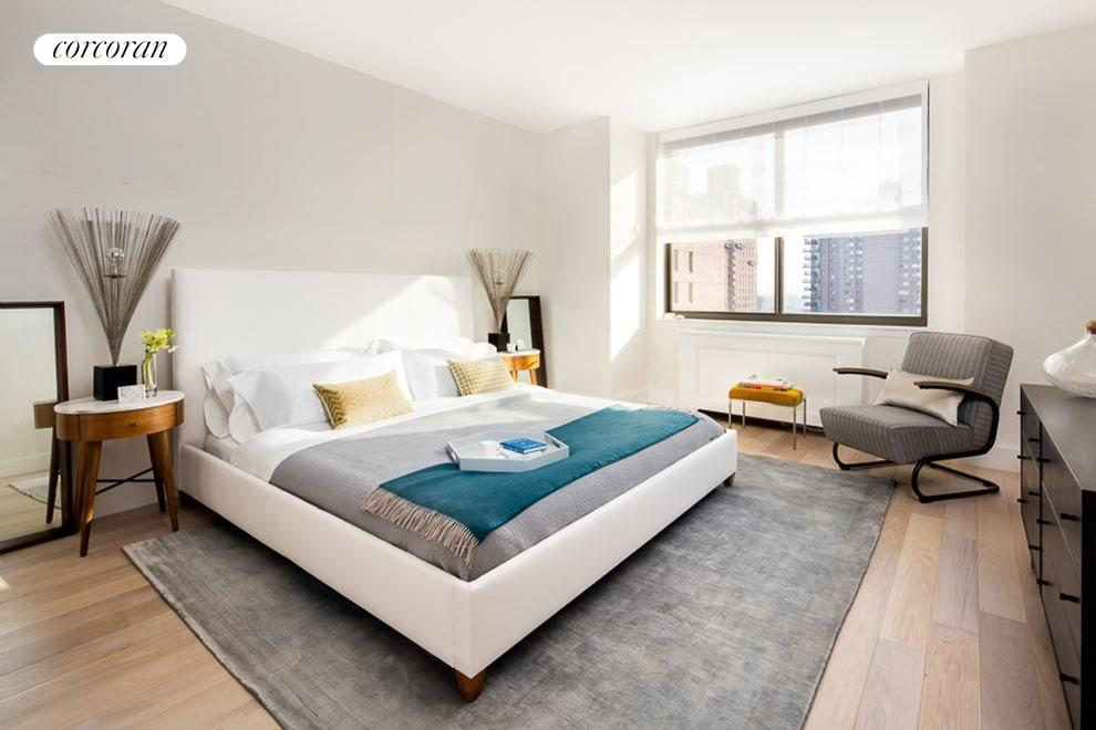 Master Bedroom East River Views