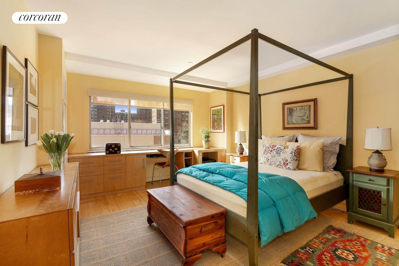 1400 Fifth Avenue, 5L, Bedroom