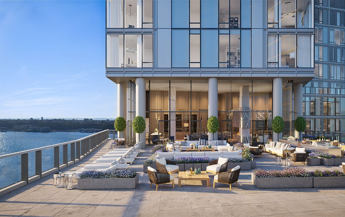 30 Riverside Blvd, PHB, Outdoor Space