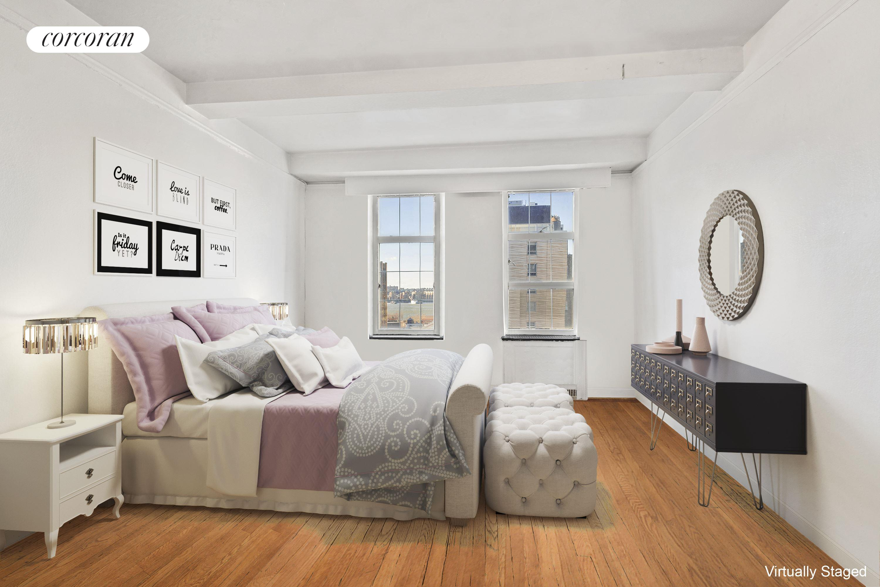 465 West 23rd Street, 12C, View
