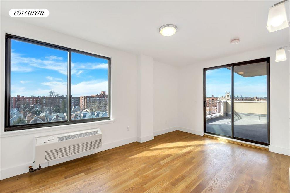 Brooklyn AND Manhattan views
