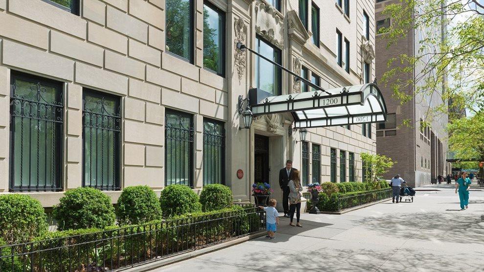 Building Facade 1200 Fifth Avenue