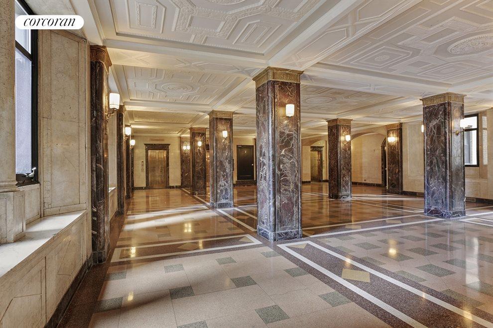 Elegant lobby