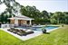 234 Cove Hollow Road, pool and pool house