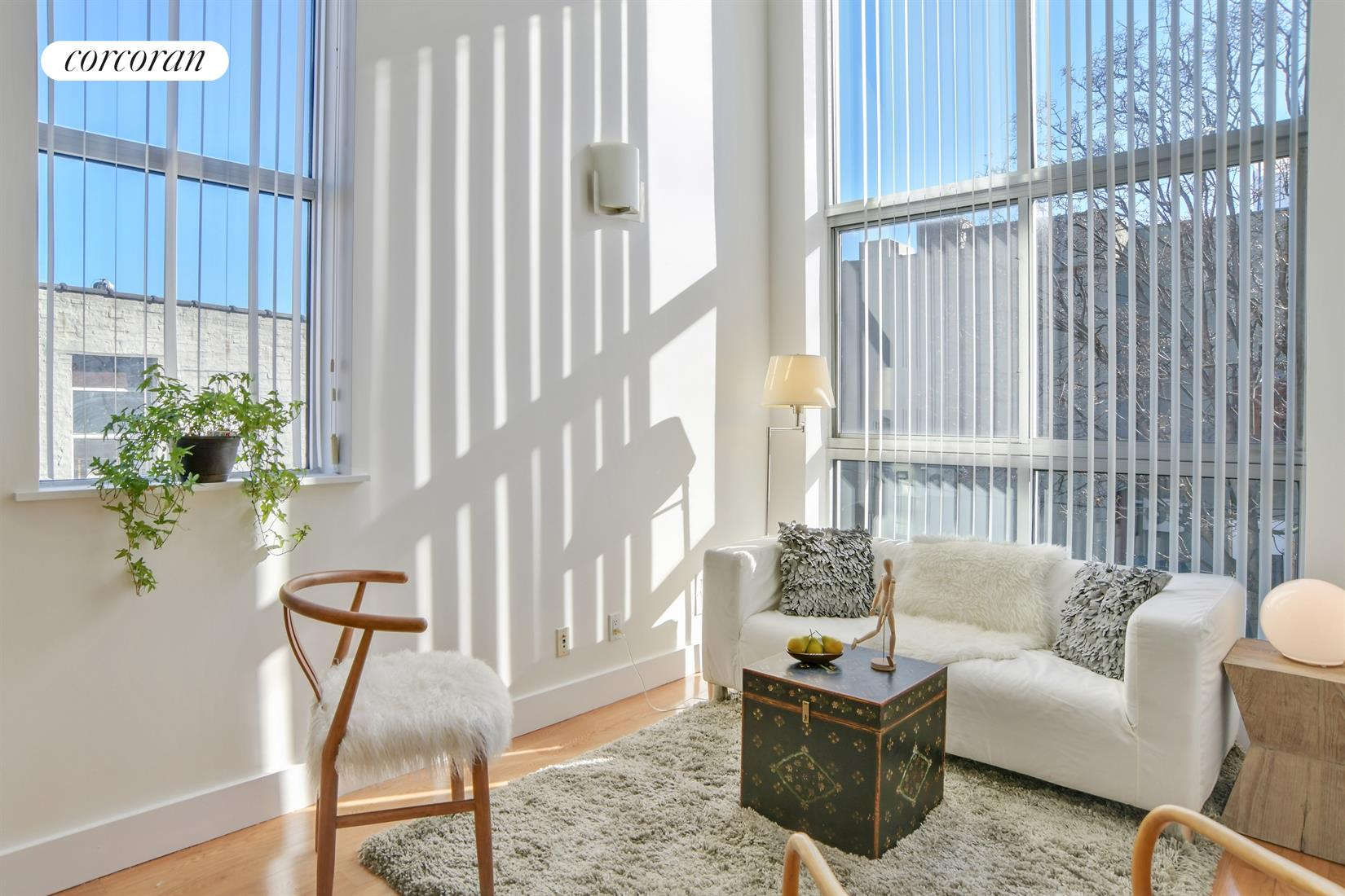 Corcoran, 888 Fulton Street, Apt. 2B, Clinton Hill Real Estate ...