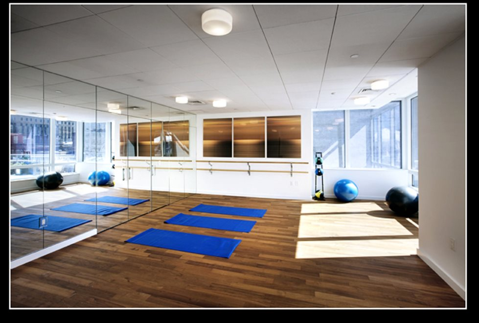 Yoga and Mat Room